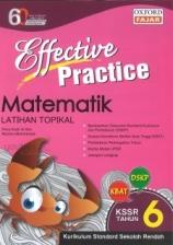 Oxford Fajar Effective Practice Matematik KSSR Tahun 6