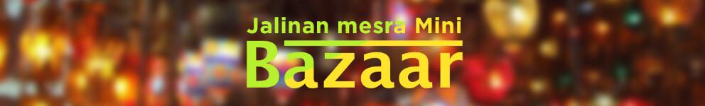 Jalinan Mesra Mini Bazaar