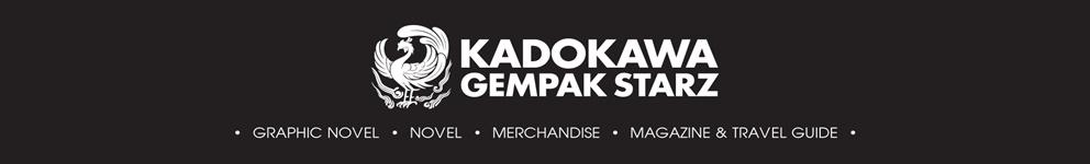 Kadokawa Gempak Starz
