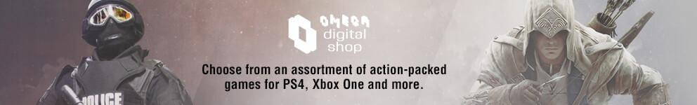 Omega Digital Store