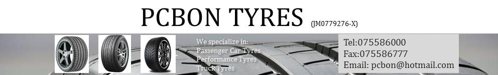 PCBon Tyres