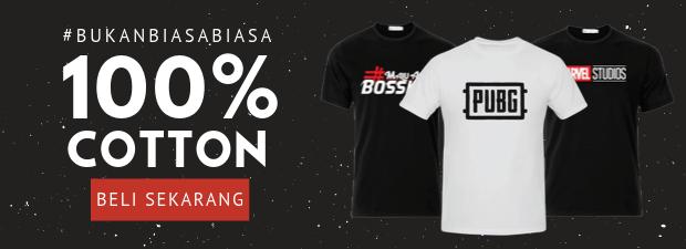 T-Shirt Bangga Jadi Anak Malaysia