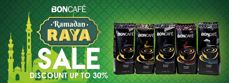 Boncafe Brazilian Gold Freeze-Dried Instant Coffee 50g