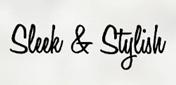 Sleek & Stylish